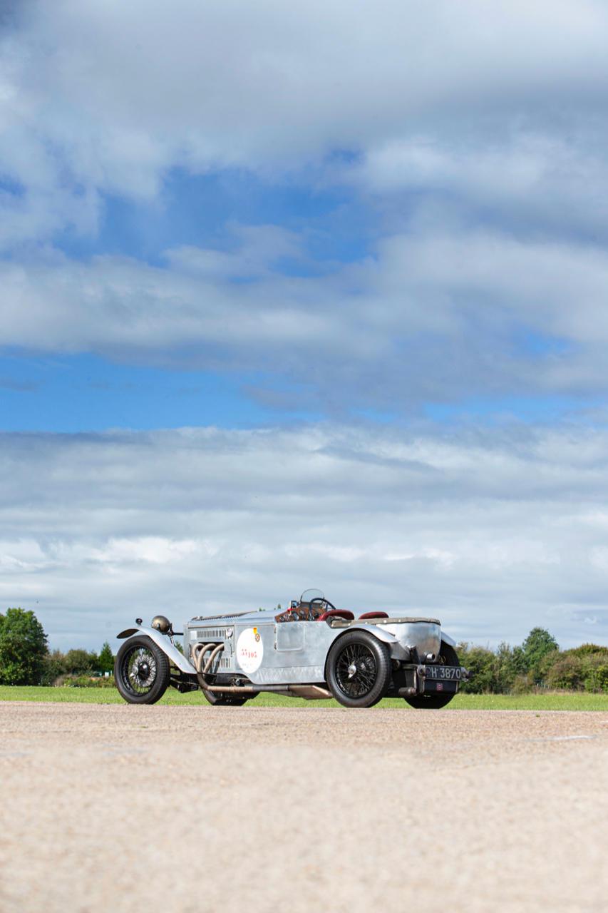 1927 Frazer Nash Boulogne Super Sport   Chassis no. 1118