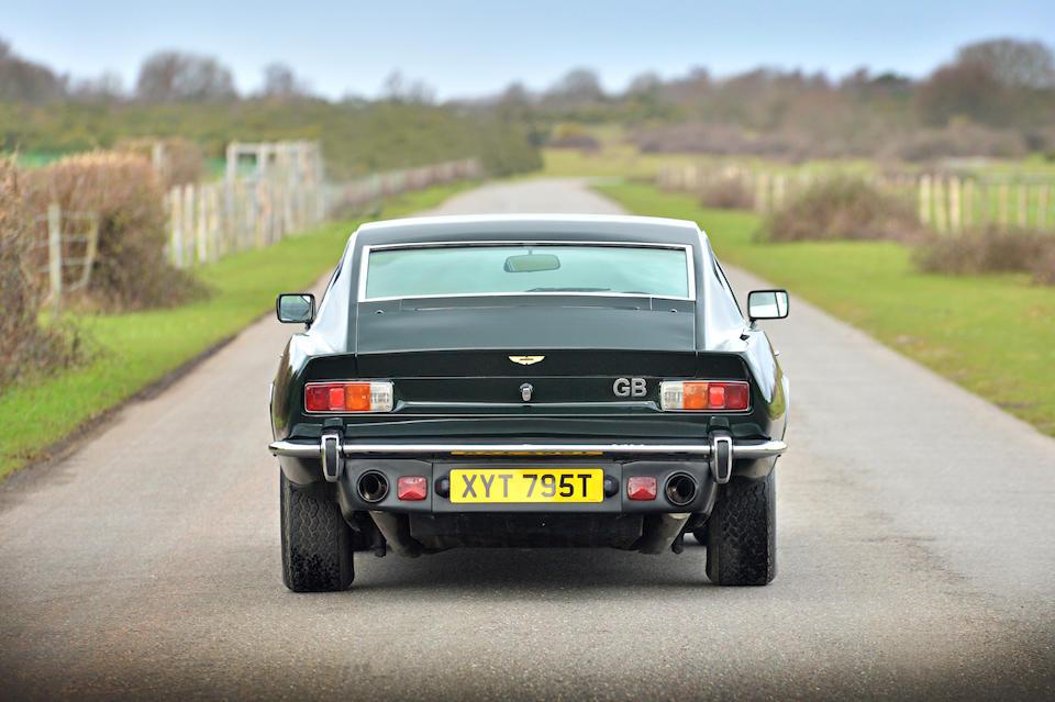 1978 Aston Martin V8 'Oscar India' Sports Saloon   Chassis no. V8/SOR/12039