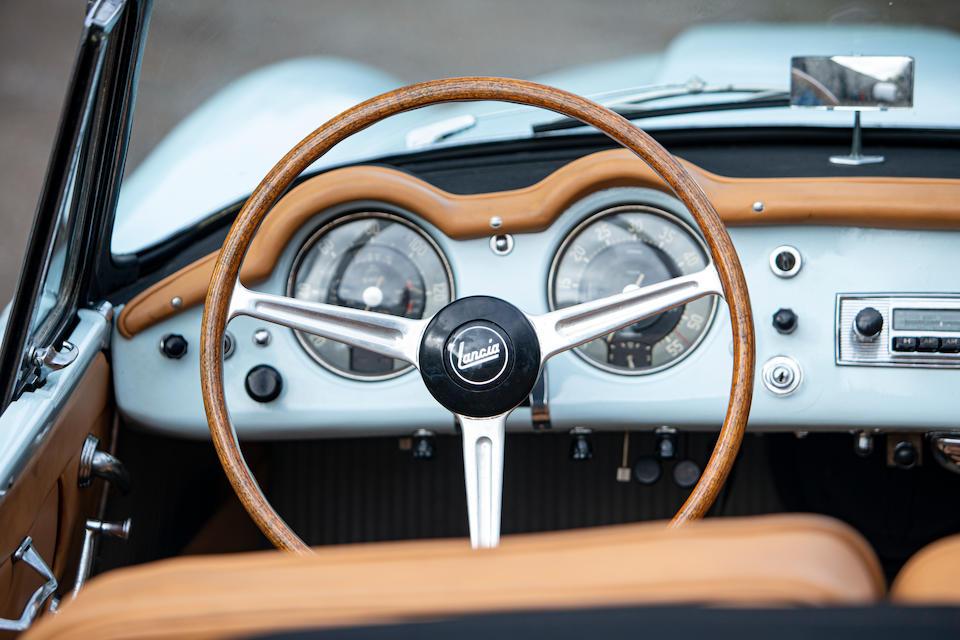 1958 Lancia Aurelia B24S Convertible with Hardtop   Chassis no. B24S-1610