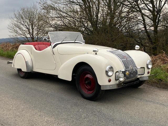 1949 アラード L タイプ ツアラー