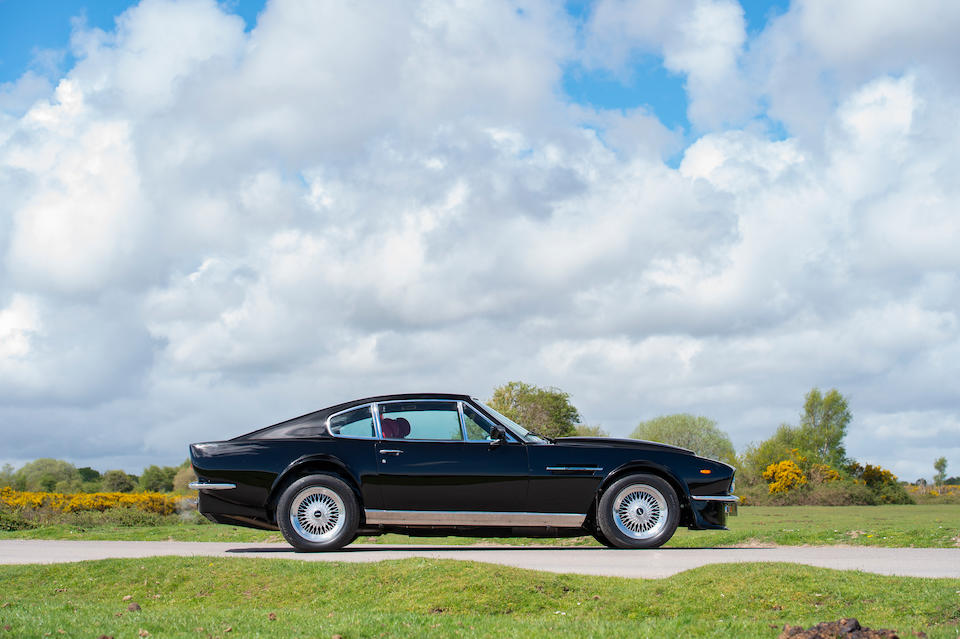 1979 Aston Martin V8 Vantage Sports Saloon to X-Pack Specification (see text)   Chassis no. V8VOR 12183