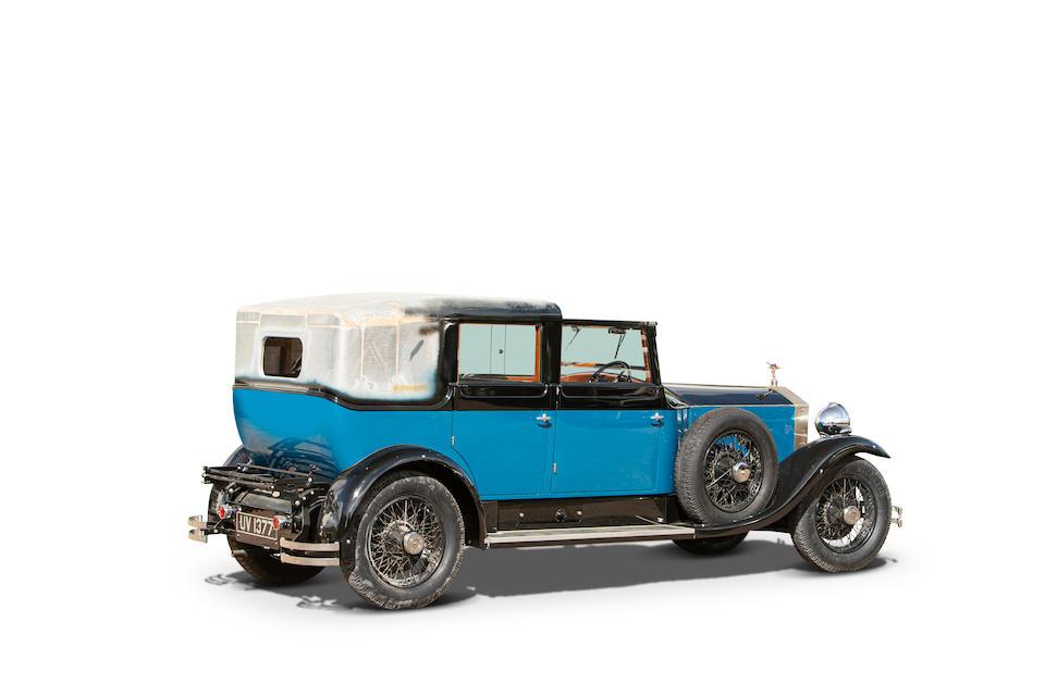 1929 Rolls-Royce Phantom I  Chassis no. 116KR