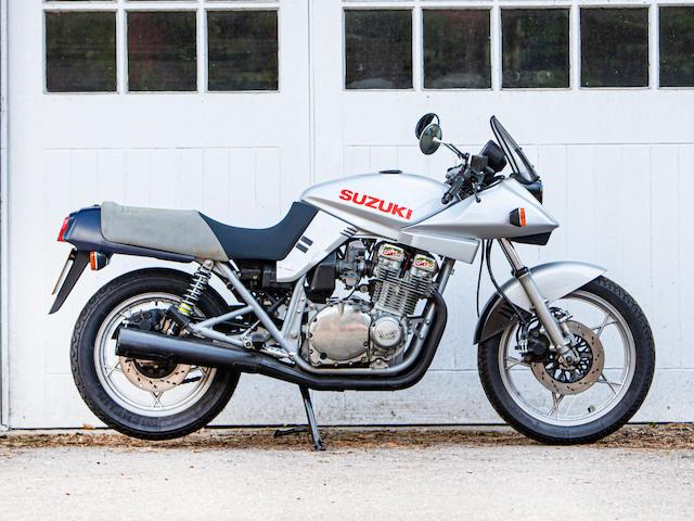 Property of a deceased's estate, 1982 Suzuki GSX1000S Katana Frame no. G10X-500066 Engine no. GS10X-100372