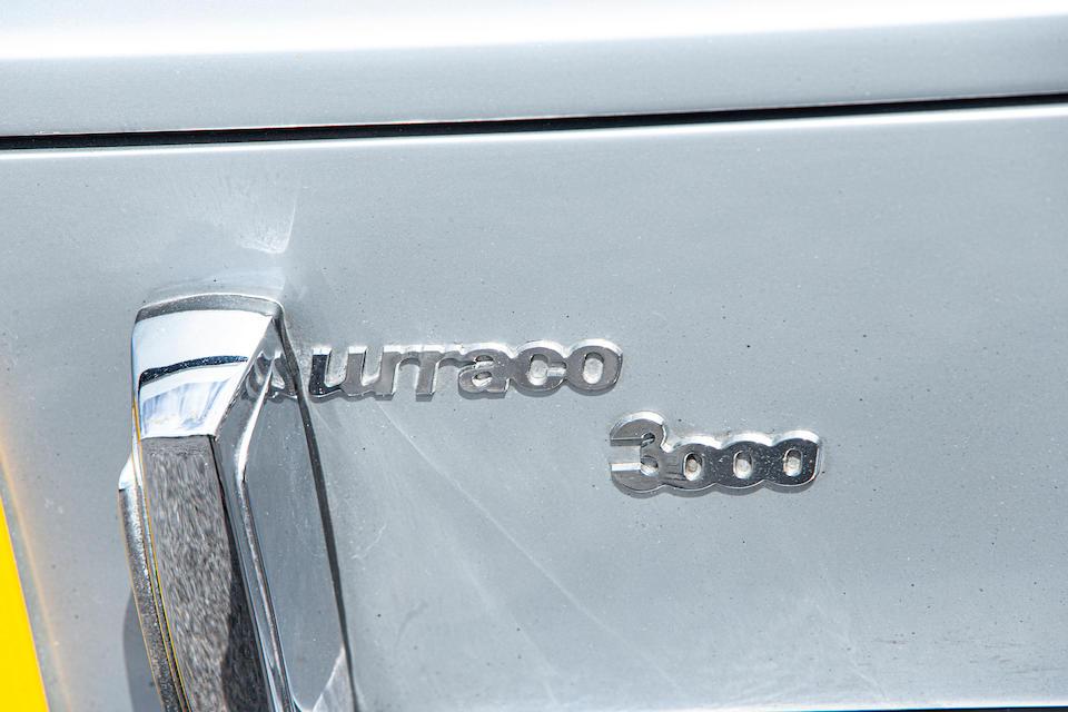 1976 Lamborghini Urraco  Chassis no. 020168