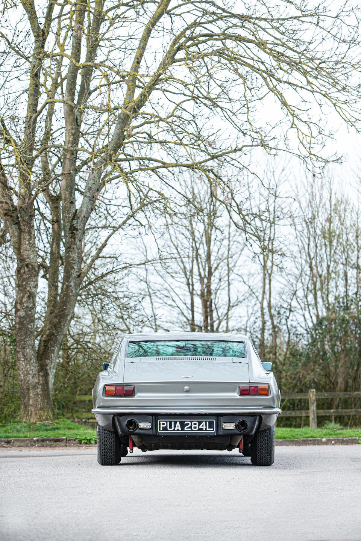 1972 Aston Martin AM Vantage  Chassis no. AM/6035/RA