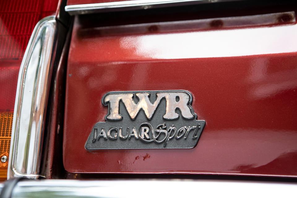 1986 Jaguar XJ-S TWR V12 HE 6.1-Litre Lynx Eventer Sports Estate  Chassis no. SAJJNAEW3BC130568
