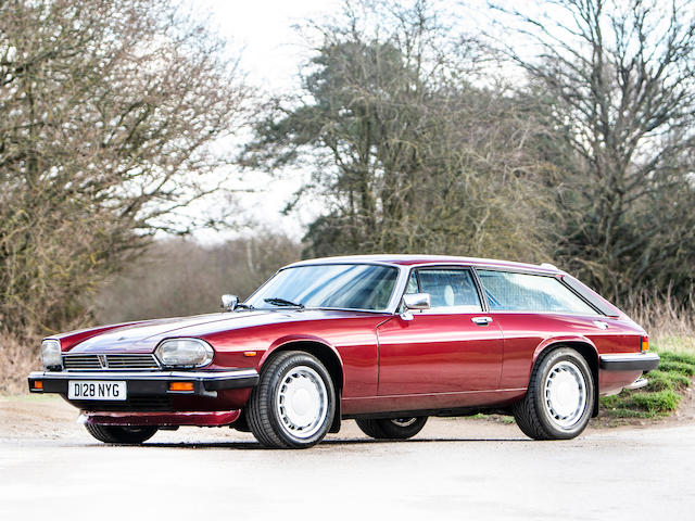 1986 Jaguar XJ-S TWR V12 HE 6.1-Litre Lynx Eventer Sports Estate  Chassis no. SAJJNAEW3BC130568