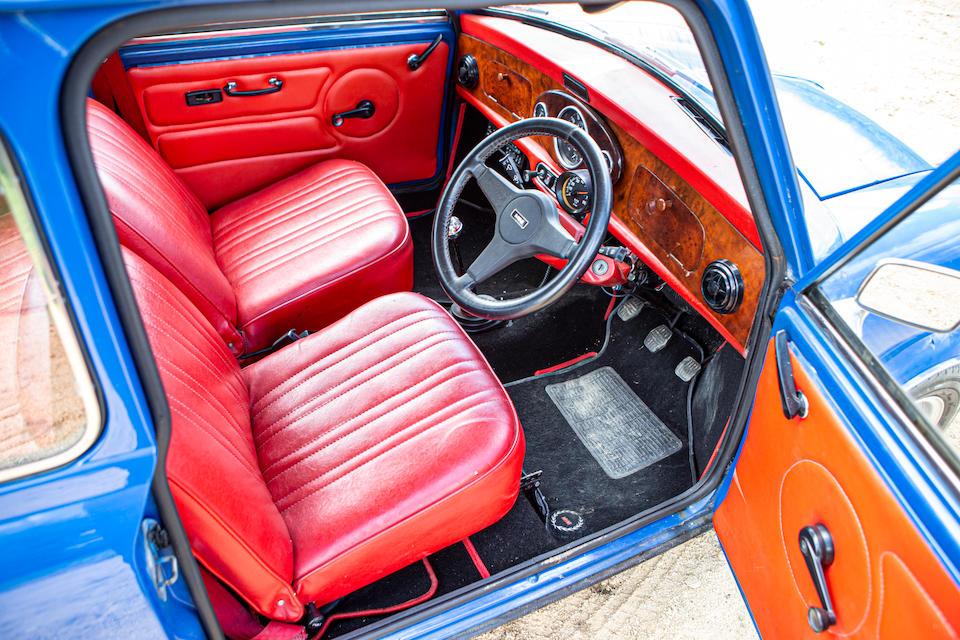 1976 Austin  Mini  Chassis no. X-L28IN-438632A