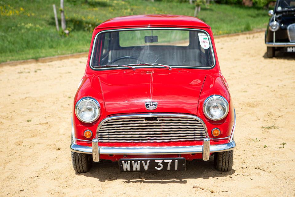 1960 Austin Mini 'Seven' Deluxe  Chassis no. AA257-58304