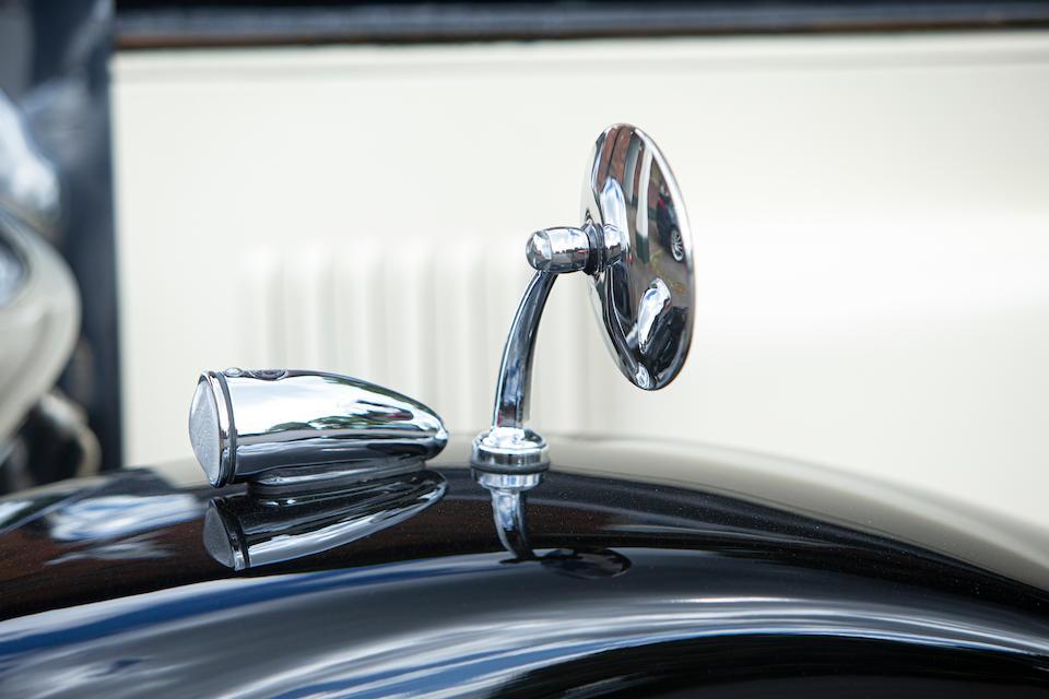 1933 Alvis SA 16.95 Saloon  Chassis no. 10301