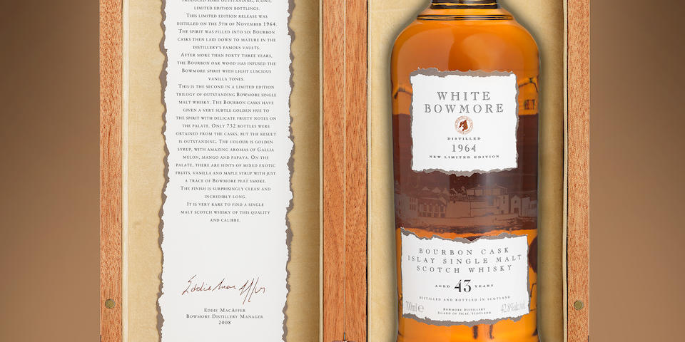 White Bowmore-43 year old-1964