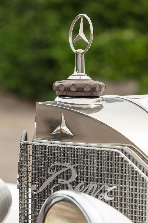 1928 and 1929 International Alpenfahrt Gold Medal winner,1928 Mercedes-Benz Model 630K Sports Tourer  Chassis no. 35419 Engine no. 68595