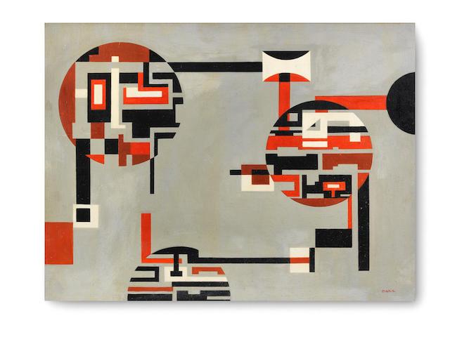 Sandú Darié (1908-1991) Untitled, circa 1960