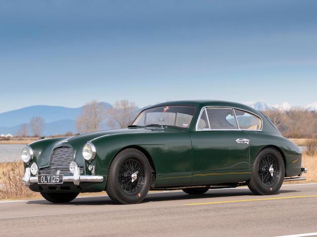 1954 Aston Martin DB2/4  Chassis no. LML 639