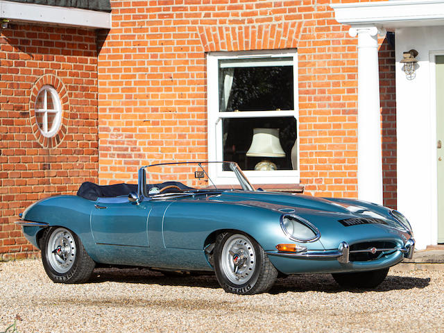 1963 Jaguar E-Type 3.8-Litre Series I Roadster  Chassis no. 879471