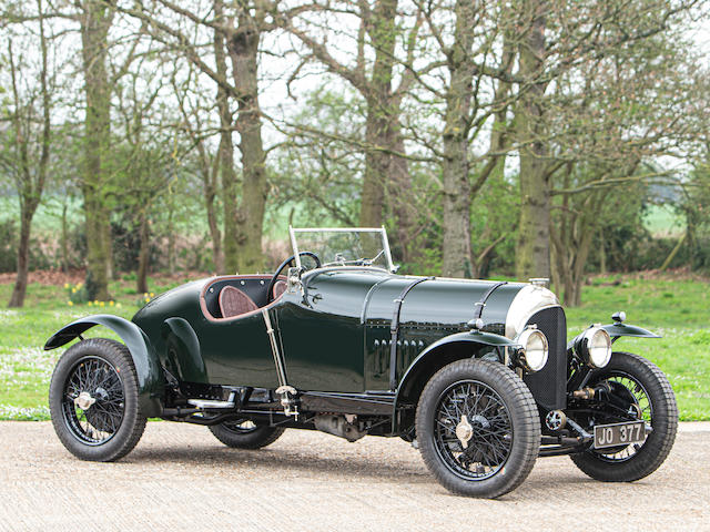 1927 Bentley 3-Litre Speed Model Sports Roadster   Chassis no. TN1559