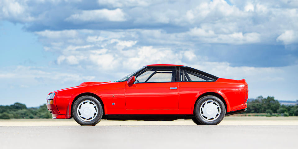 The pre-production special and first production,1985 Aston Martin V8 Zagato   Chassis no. 20011