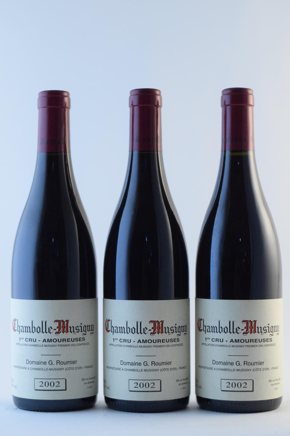 Chambolle-Musigny 1er Cru, Les Amoureuses 2002, Domaine G. Roumier (3)
