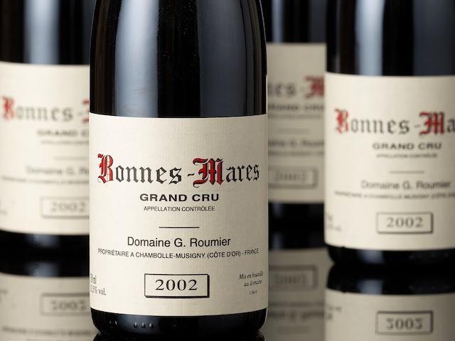 Bonnes-Mares 2002, Domaine G. Roumier (4)