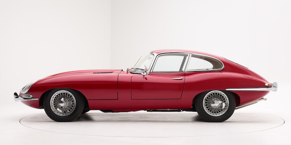 1964 Jaguar E-Type 3.8-litre Series 1 Coupe  Chassis no. 890329
