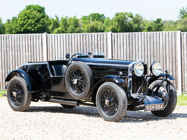 1934 Talbot AV95/105 Alpine Replica  Chassis no. 38036