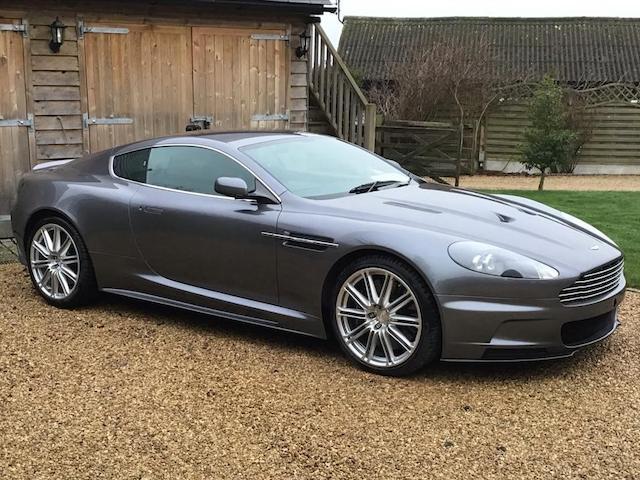 2009 Aston Martin DBS  Chassis no. SCFAA05D89GE00068