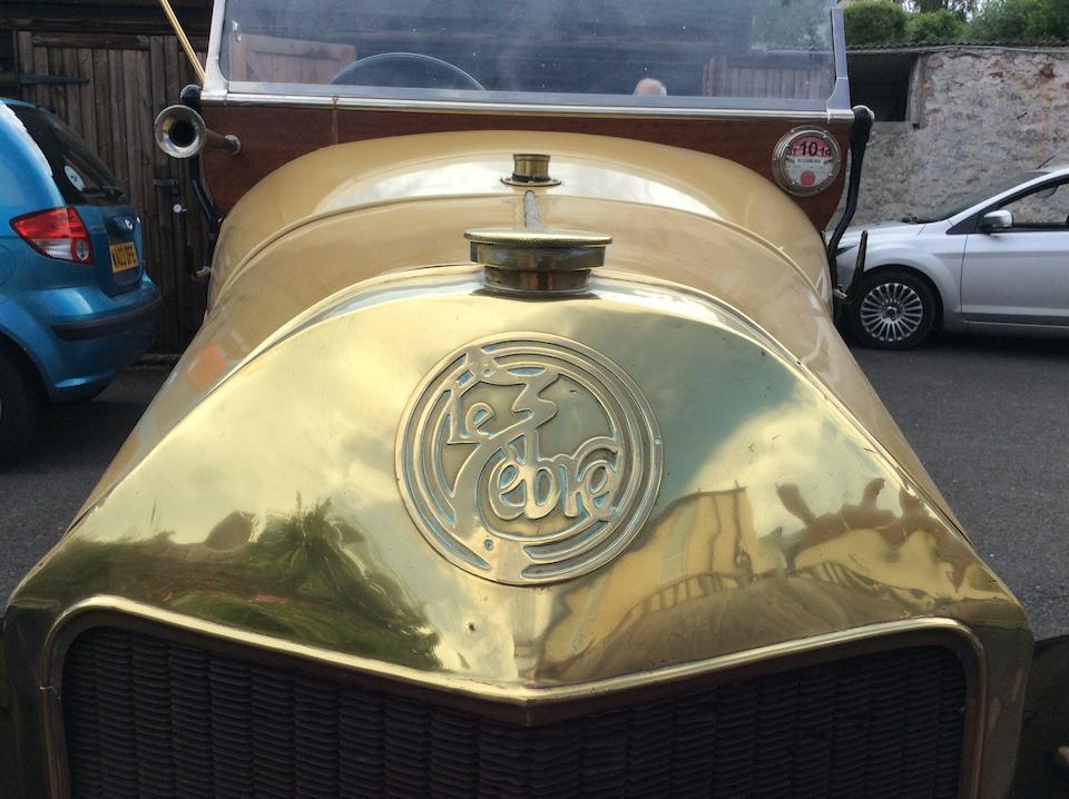 1914 Le Zebre Model C  Chassis no. 3965