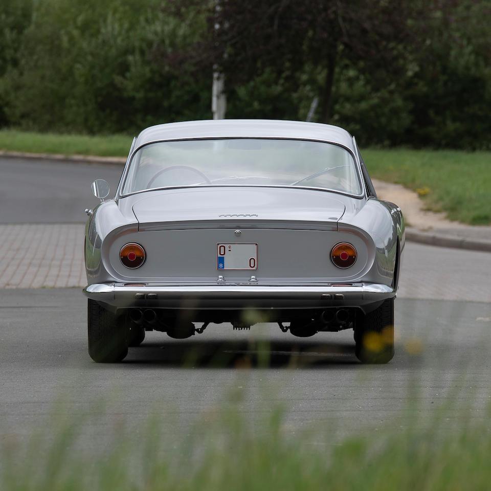 Ferrari Classiche certified,1963 Ferrari 250 GT Lusso Berlinetta  Chassis no. 5017 GT Engine no. 5017 GT