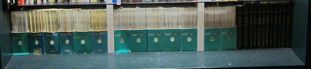 A large quantity of Legend Bike magazines  ((Qty))