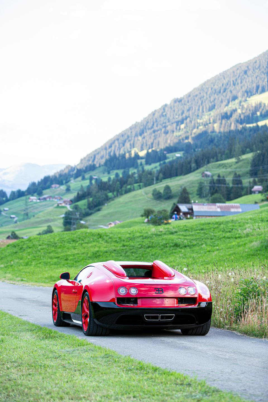 2013 Bugatti Veyron 16.4 Grand Sport Vitesse Targa Coupé  Chassis no. VF9SV25233M795005
