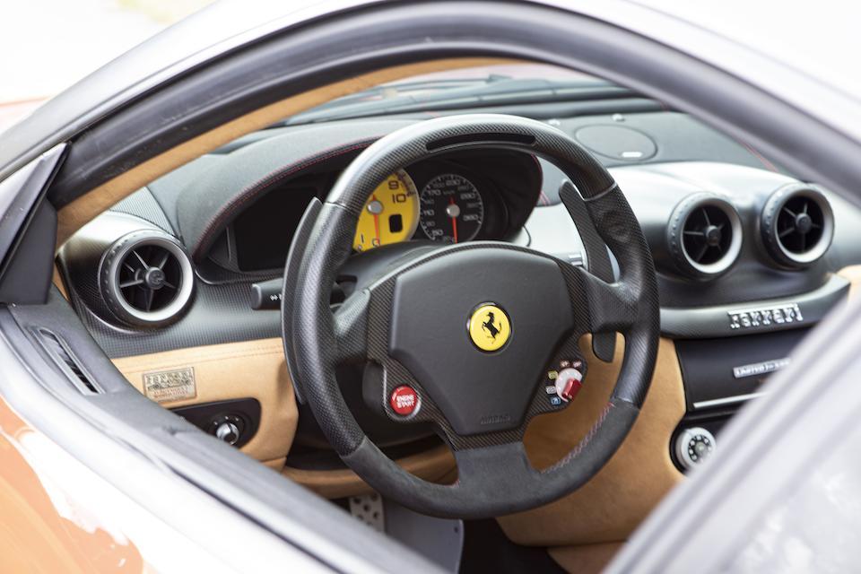 2011 Ferrari 599 GTO Coupé  Chassis no. ZFF70RDT2B0175667