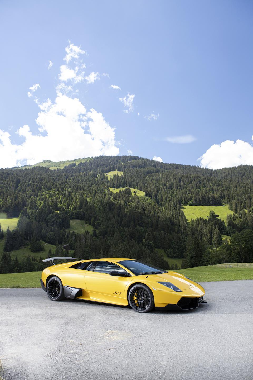 2010 Lamborghini Murciélago LP 670-4 SV Coupé  Chassis no. ZHWBA81H4ALA04037