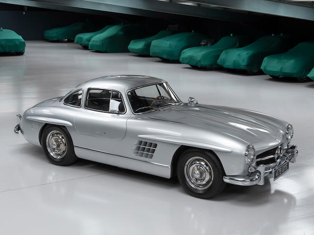Offered from The Chester Collection,1954/86 Mercedes-Benz 300 SL Gullwing Coupé Evocation  Chassis no. 11202110008954