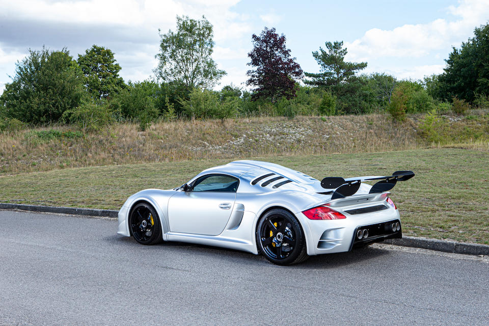 One of only seven CTR3s built to the desirable Clubsport specification,2013 RUF CTR3 Clubsport Coupé  Chassis no. WO9BM0382DPR06019