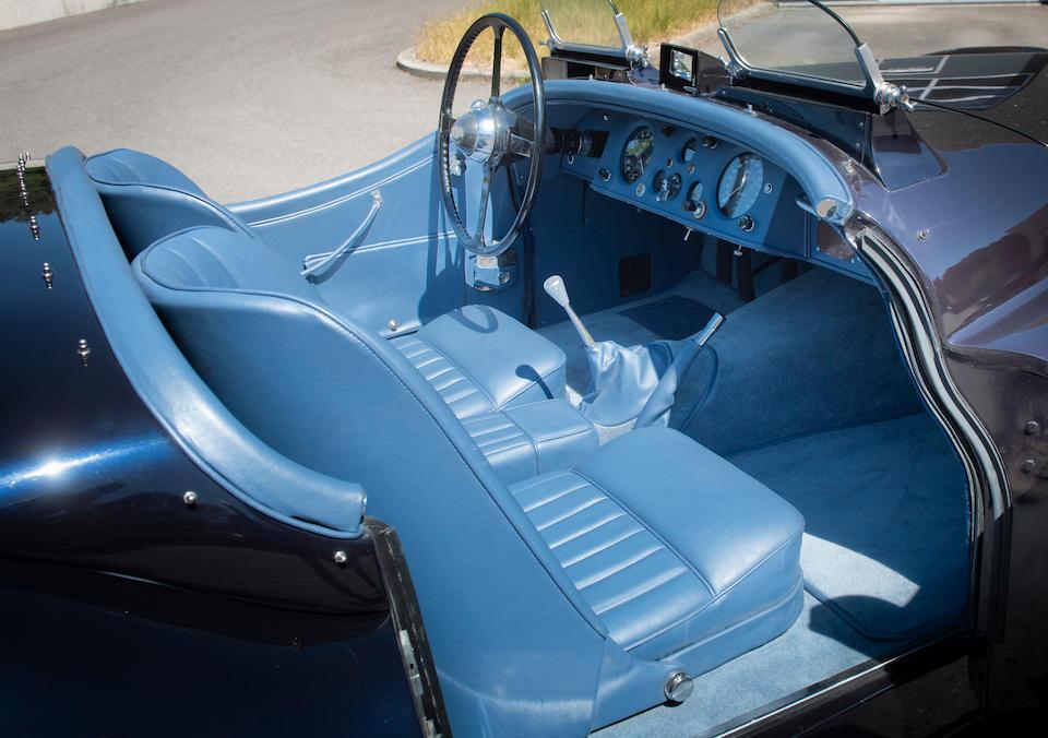 1954 Jaguar XK120 SE Roadster  Chassis no. S676340 Engine no. F1775-8