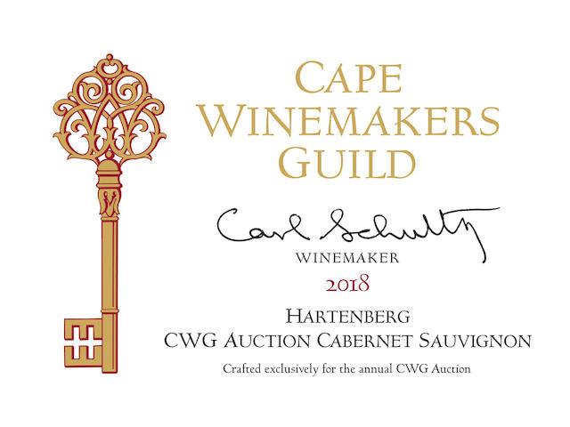 Hartenberg CWG Auction Cabernet Sauvignon 2018, Bottelary, Stellenbosch (12)