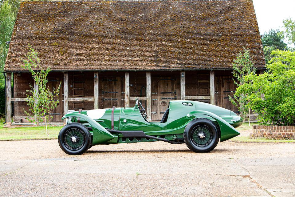 1938 Lagonda V12 'Le Mans'-style Sports Tourer  Chassis no. 16015
