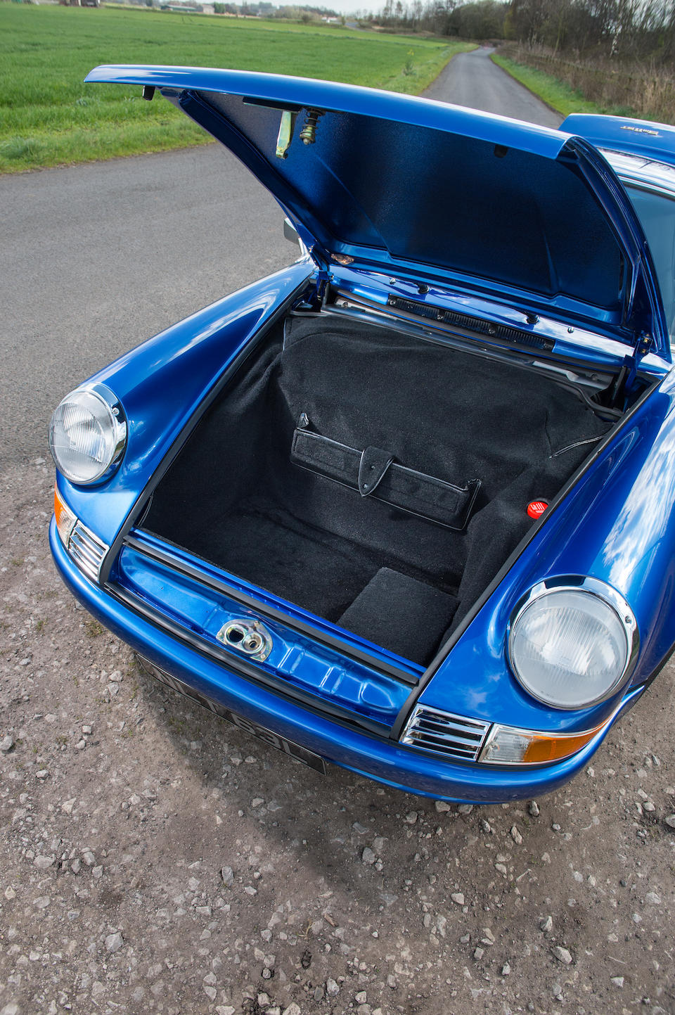 1992 Porsche 911 Type 964 Carrera 2 9m11ST Conversion by Ninemeister  Chassis no. WP0ZZZ96ZNS400562
