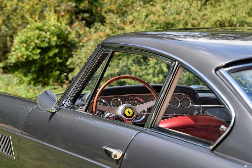 1961 Ferrari 250 GTE 2+2 Coupé  Chassis no. 2255 GT Engine no. 2255 GT