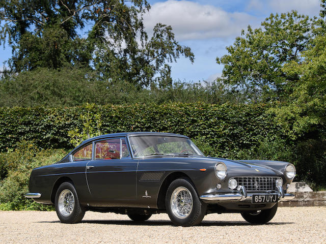 1961 Ferrari 250 GTE 2+2 Coupé  Chassis no. 2255 GT Engine no. 2255 GT