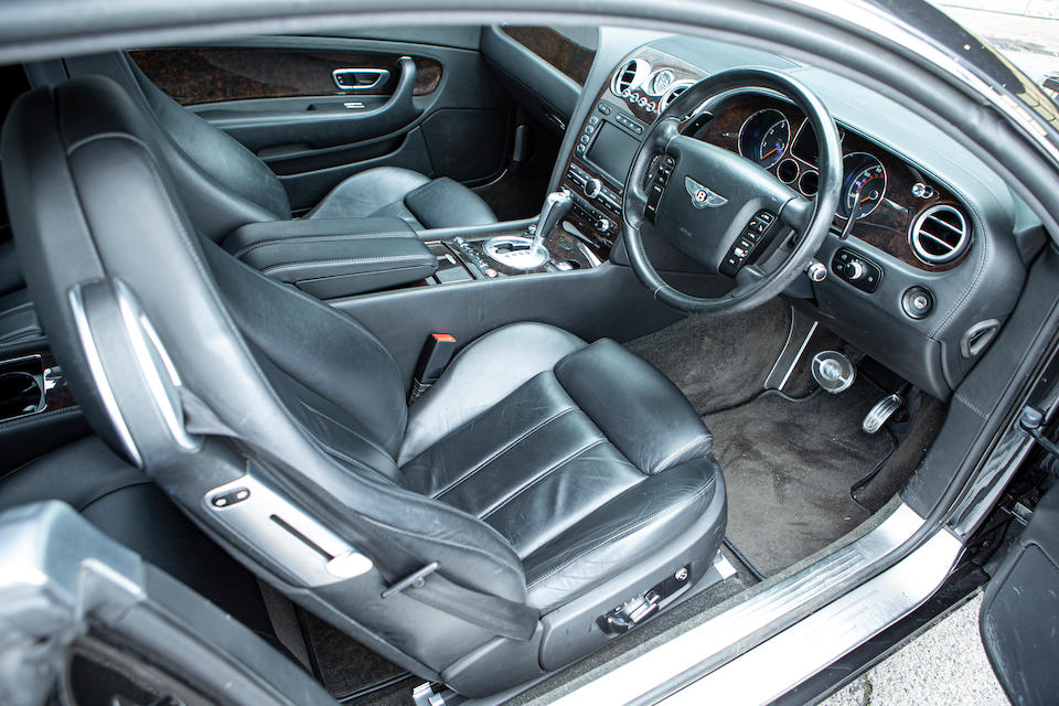 2009 Bentley Continental GT  Chassis no. SCBCE63W18C055152