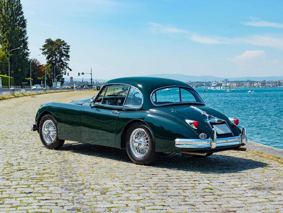 1959 Jaguar XK 150  Chassis no. S824796DN Engine no. V6619-8,1959 Jaguar XK 150  Chassis no. S824796DN