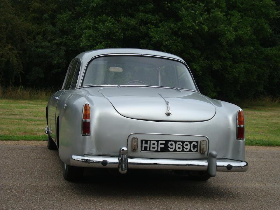 1965 Alvis TE21 Saloon  Chassis no. 27240