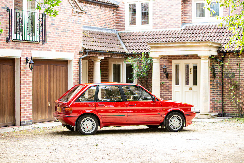 'The Nell Collection',1989 MG  Maestro 2.0 EFI  Chassis no. SAXXCTWU7AM595527