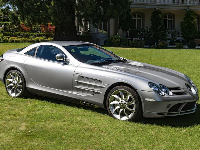2005 Mercedes-Benz SLR McLaren Coupé  Chassis no. WDD 199 376 1M0 00 425