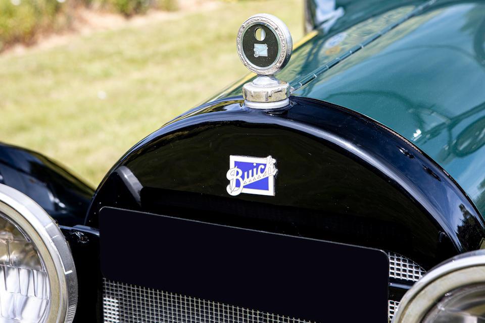 1920 Buick K645 Tourer  Chassis no. 644572
