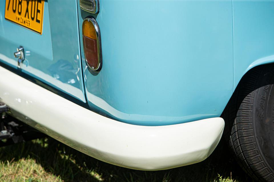 1960 Volkswagen Splitscreen Camper   Chassis no. 548337