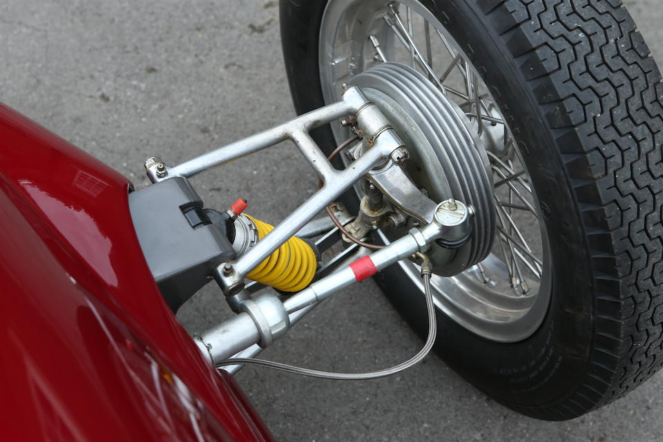 1953 Martin 500cc Historic Formula 3 Racing Car