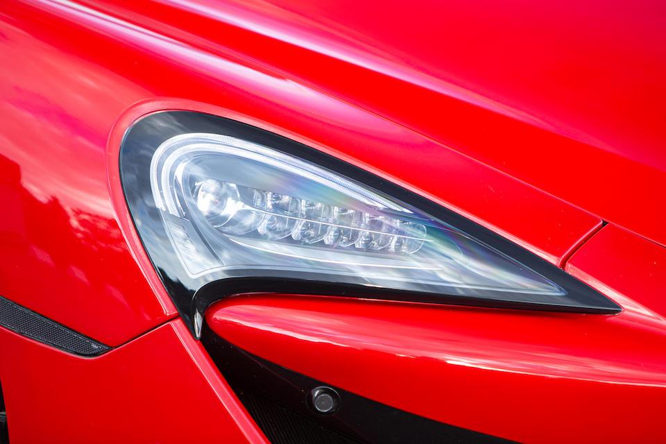 2018 McLaren 570S Spider  Chassis no. SBM13FAC1JW004474