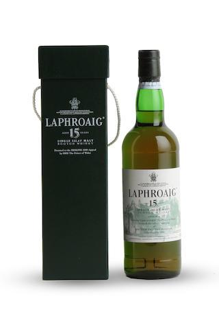 Laphroaig-15 year old